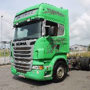 SCANIA R480LB6X2MNA Euro 5 chassis truck