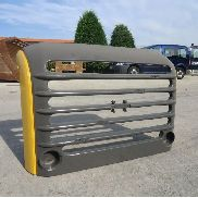 Bumper for VOLVO A40D articulated dump truck