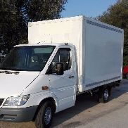 MERCEDES-BENZ Sprinter 311 2,2CDI isothermal truck