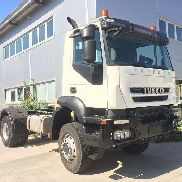 IVECO Trakker 410 chassis truck