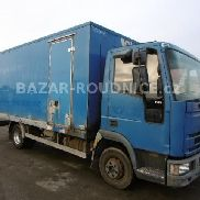 IVECO ML 75 E 13 closed box truck
