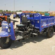 SHIFENG SF2000 dump truck for sale by auction