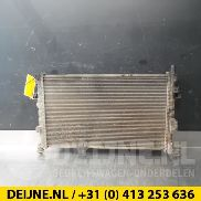 OPEL Combo heater radiator for OPEL Combo van