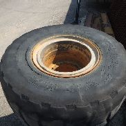 Goodyear 750/65r25 backhoe tire