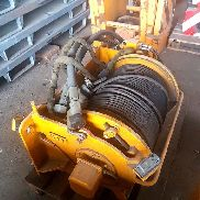 Second winch GROVE spare parts for GROVE GMK 3055 mobile crane