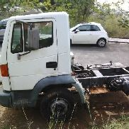 NISSAN ATLEON 210 chassis truck for parts