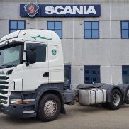 SCANIA R 500 LBHNB chassis truck