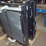 New CASE engine cooling radiator for CASE CX210 excavator