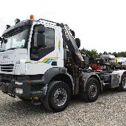 IVECO EUROTRAKKER 450 cable system truck