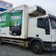 IVECO ML 120 E 18 P THERMO KING refrigerated truck