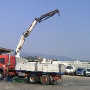 IVECO 190.42 dump truck for parts