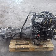 Pathfinder 2.5 CDTI YD engine for NISSAN Pathfinder truck