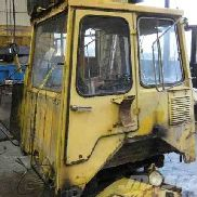 VOLVO cab for VOLVO 5350 articulated dump truck
