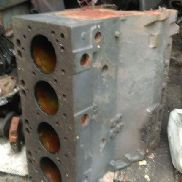 JCB Perkins A4 Perkins cylinder block for JCB 3cx backhoe loader