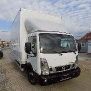 New NISSAN Cabstar 35.13 closed box truck