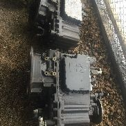 CASE USED NEW HOLLAND LB115 LB115.B 695 SR BACKHOLOADER TRANSMISSION gearbox for LB115 / LB115.B / 695SR backhoe loader