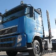 VOLVO FH540 FH64R timber truck