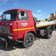 FIAT 672N dump truck for sale by auction
