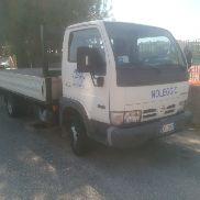 NISSAN CABSTAR 35.11 flatbed truck