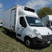 RENAULT MASTER refrigerated truck