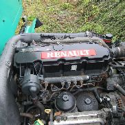 RENAULT DXI 5 engine for RENAULT Midlum truck