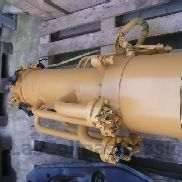 P&H exhaust pipe for P&H S 18 mobile crane