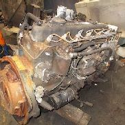 NISSAN PATROL engine for NISSAN PATROL van