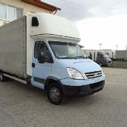 IVECO DAILY 50C15 tilt truck