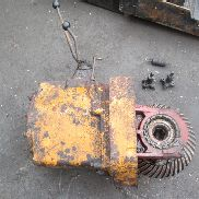 - Gearbox - spare parts for CASE 580 backhoe loader