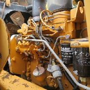 CUMMINS engine for CASE 580 backhoe loader