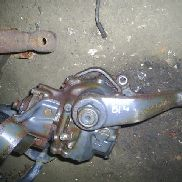 MERCEDES-BENZ steering gear for MERCEDES-BENZ 814 truck