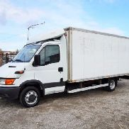 IVECO Daily 50C13 Koffer LKW