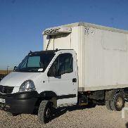 RENAULT MASCOT 160.65 refrigerated truck for sale by auction