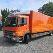 MERCEDES-BENZ Atego 1222 Kofferwagen