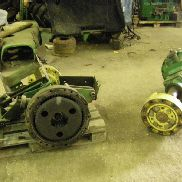 Used spare parts spare parts for JOHN DEERE 4755 tractor