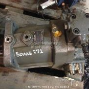 BOMAG 2006574 05802512 20908024 hydraulic pump for BOMAG 772 compactor