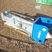 HAMMER HM1300 hydraulic breaker for sale by auction