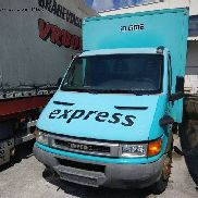 IVECO DAILY 65C15 closed box truck