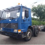 VOLVO FL10 8X2 chassis truck