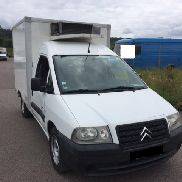 CITROEN Jumpy 1,9D-Relec 21 bis -25°C refrigerated truck