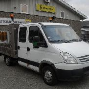 IVECO Daily 2,3 29L14 flatbed truck