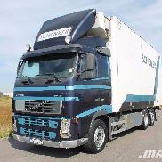 VOLVO BM FH-480 6*2 refrigerated truck