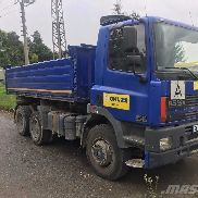 DAF FAT CF 85.430 dump truck for sale by auction