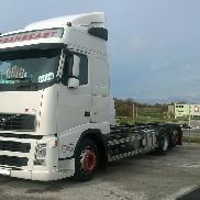 VOLVO FH480 Euro 5 chassis truck