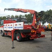 PALFINGER Palfinger PK 14000 LA Crane + 2 stamps Top Condition crane for crane