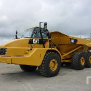 CATERPILLAR 740 dump truck for sale by auction