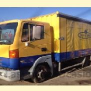 NISSAN ATLEON 110 dump truck for parts