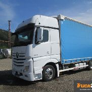 MERCEDES-BENZ Actros 2548 L nR truck curtainsider
