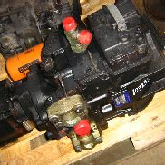 SAUER SUNDSTRAND 90R130 EP hydraulic pump for AL JON other construction equipment