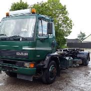 DAF 55.210 - 2100 Chass/Gestell Manual cable system truck